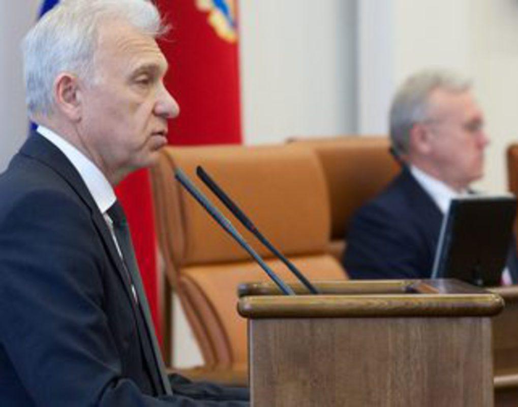 Бизнес-омбудсменом Красноярского края снова стал Сергей Русских