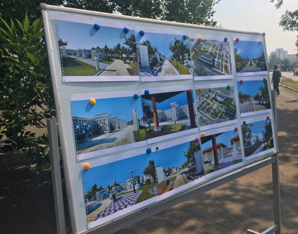 Мэрия Красноярска показала эскиз будущего крематория