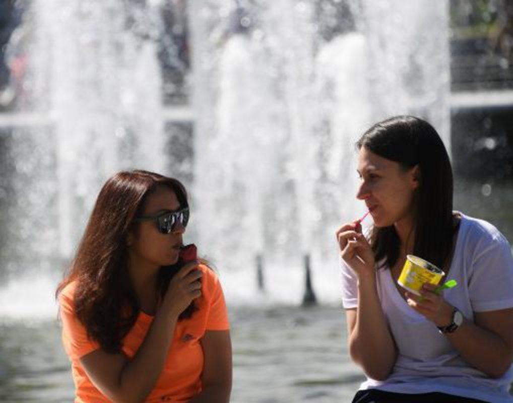 Синоптики обещают красноярцам жаркие выходные