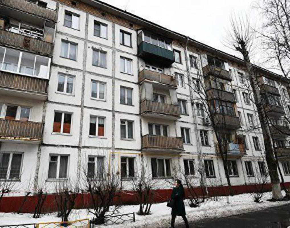 В Красноярске за год подорожали «хрущевки»