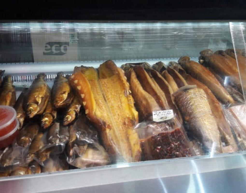 При обыске теплохода силовики нашли ценную рыбу и икру из Енисея на 3,5 млн рублей