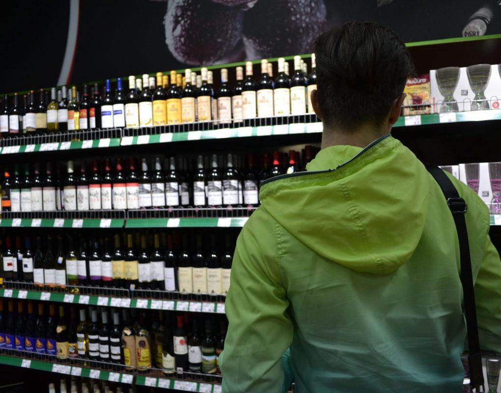 Красноярцы стали больше тратиться на алкоголь