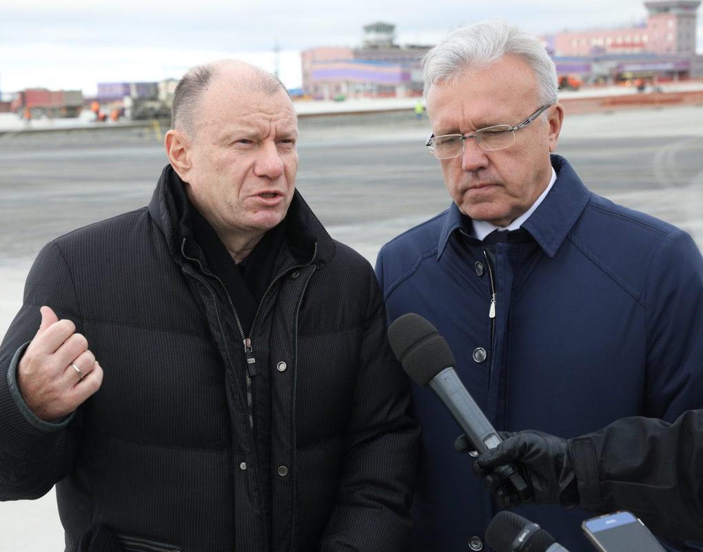 Уникальный проект реконструкции аэропорта Норильск подходит к концу