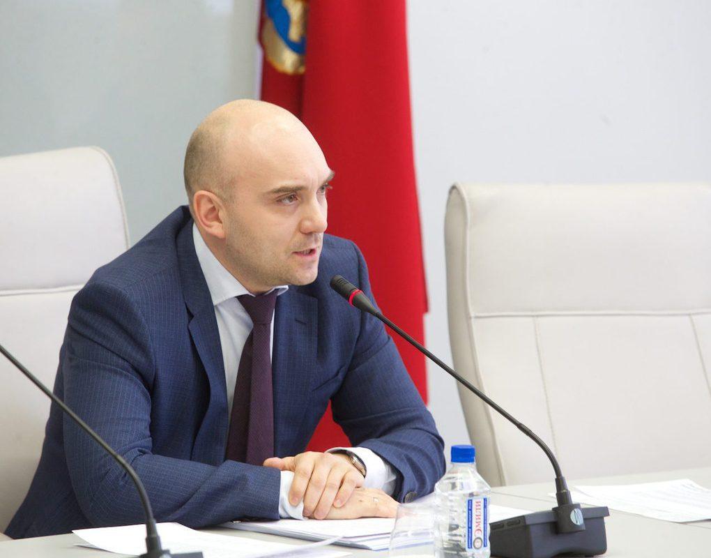 Молодой депутат Заксобрания станет министром по экономическому развитию Красноярского края