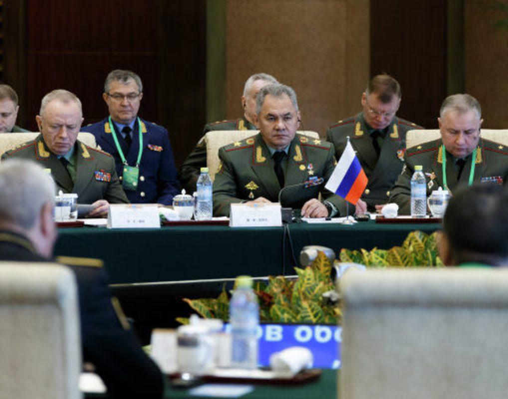 Министр обороны Сергей Шойгу заявил о лучшем периоде в отношениях между Россией и Китаем