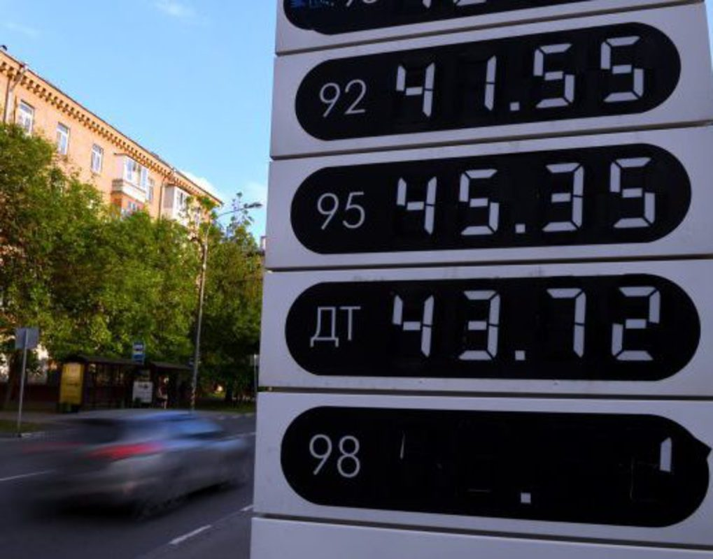 И.о. министра промышленности: рост оптовых цен на бензин в Красноярске носит сезонный характер