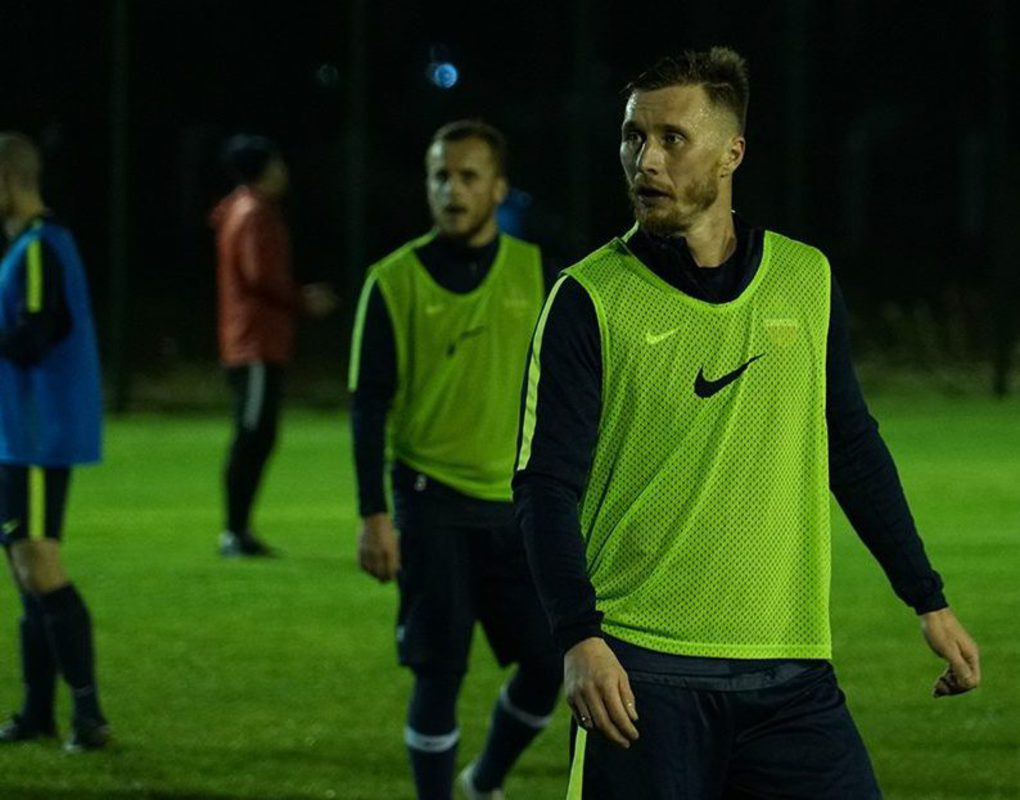 Футбольный «Енисей» 11 ноября сыграет в Краснодаре