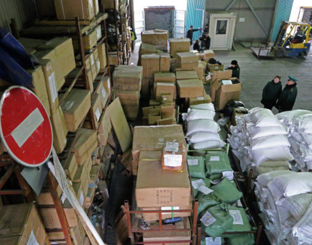Красноярские бизнесмены признались в торговле контрафактными товарами