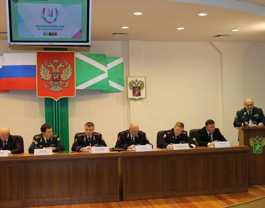 Штат таможенников в аэропорту Красноярска увеличили перед Универсиадой