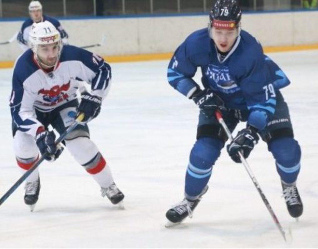 Красноярский «Сокол» проиграл «Рязани» в матче чемпионата ВХЛ