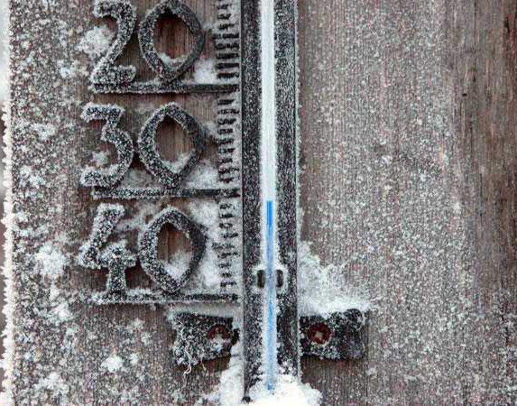 За сутки перепад температур в Красноярске превысил 20 градусов