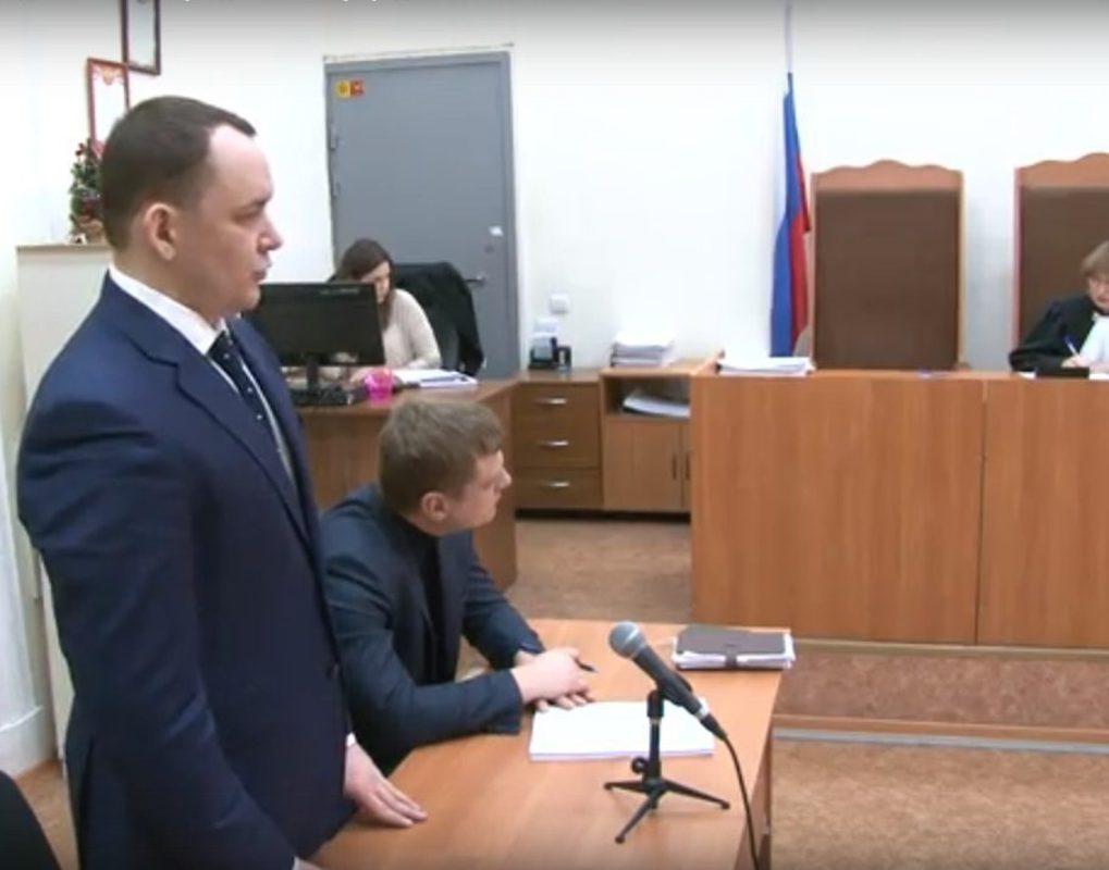 Бывший красноярский депутат Аркадий Волков признался в трех преступлениях