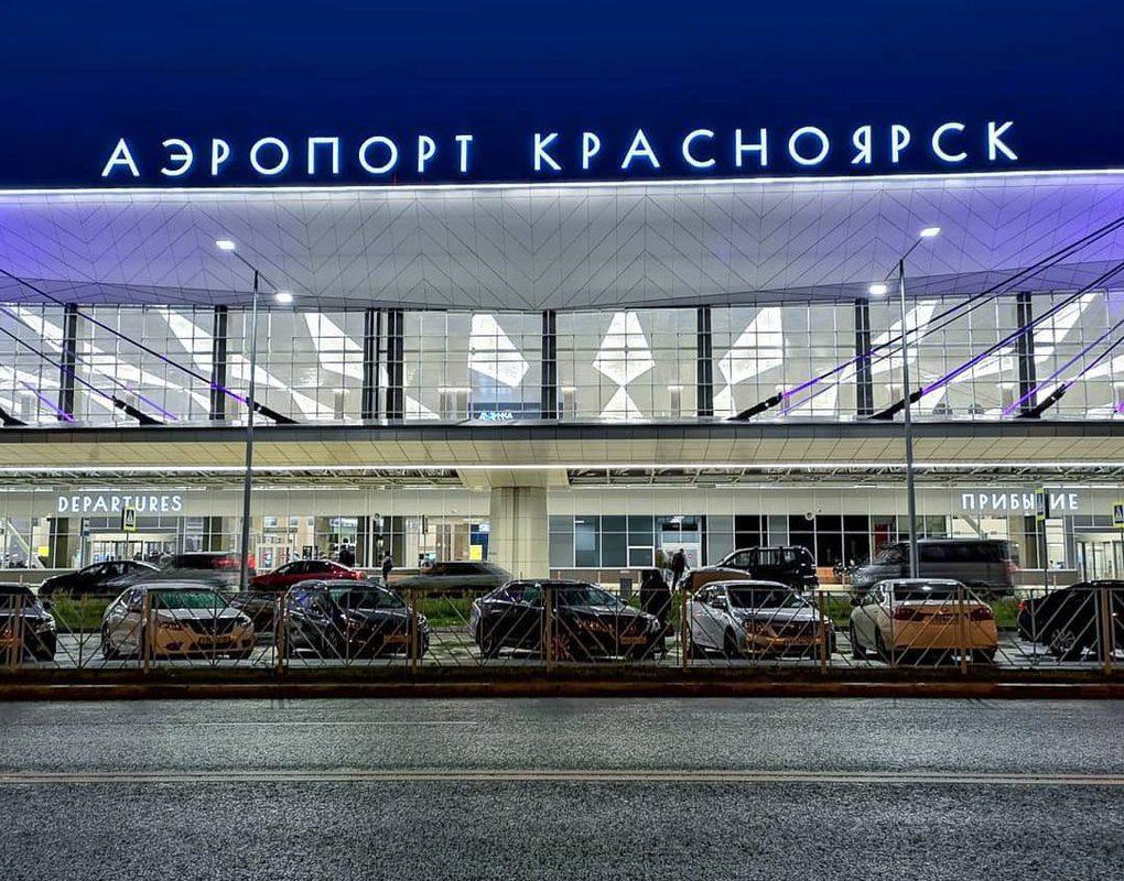 Пассажиропоток красноярского аэропорта впервые достиг 2,5 млн пассажиров в год