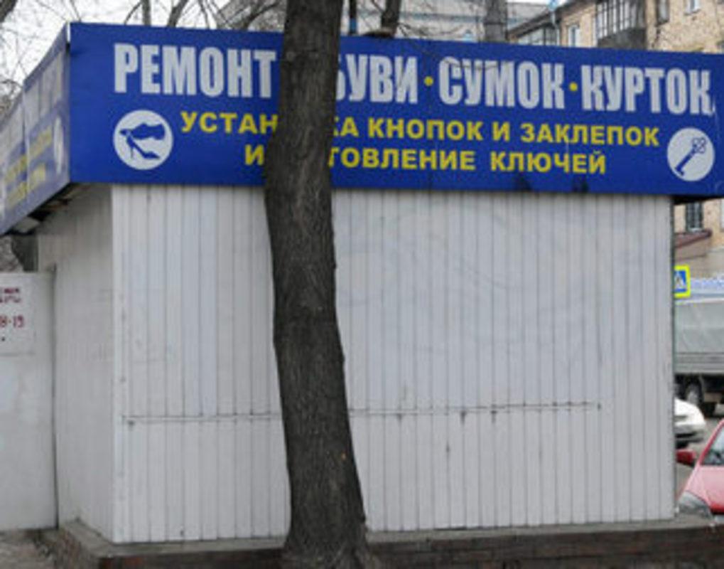 Торговых палаток и ларьков в Красноярске может стать больше