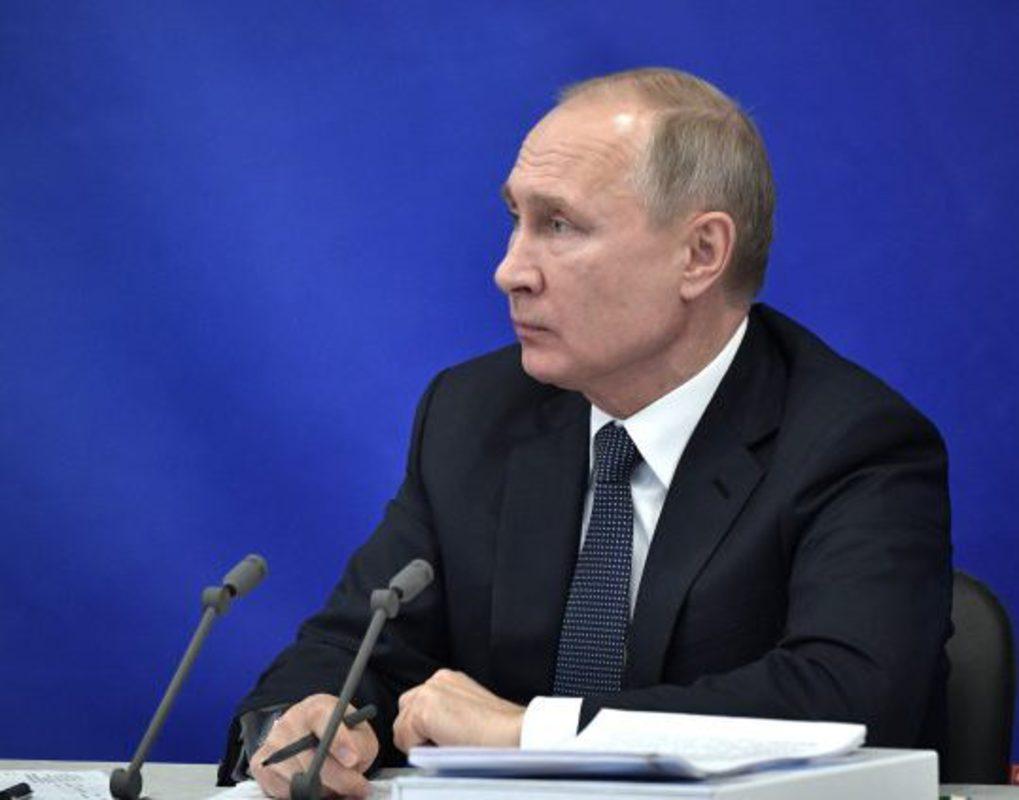 Президент Владимир Путин приедет в Пекин на форум «Один пояс, один путь»