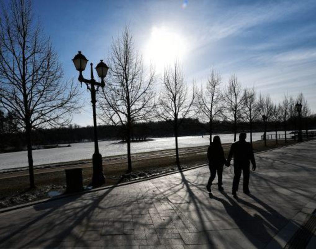 Погода в Красноярске наладится в середине недели