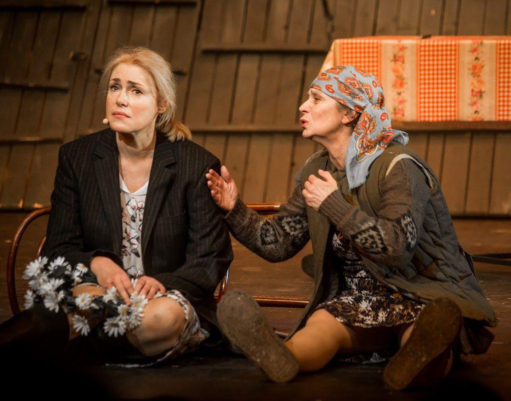 В Красноярске покажут спектакль с Марией Шукшиной и Надеждой Бабкиной