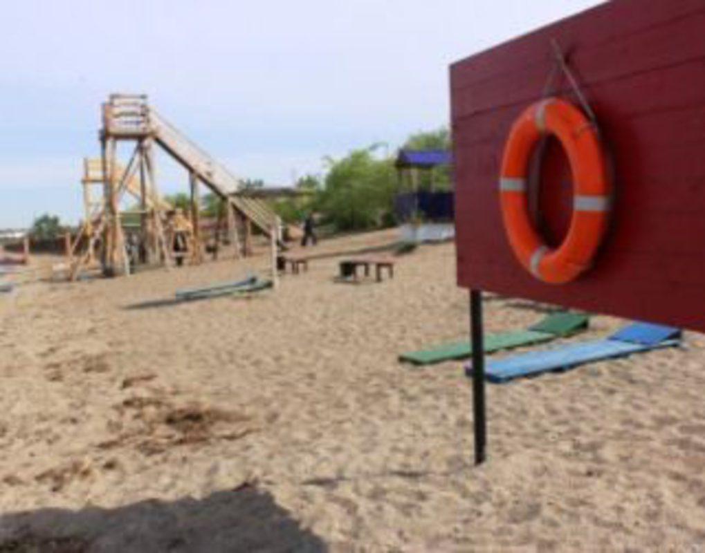 В Красноярском крае официально открылись восемь пляжей