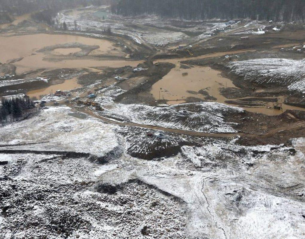 В Красноярском крае наступил день траура по погибшим при обрушении дамбы