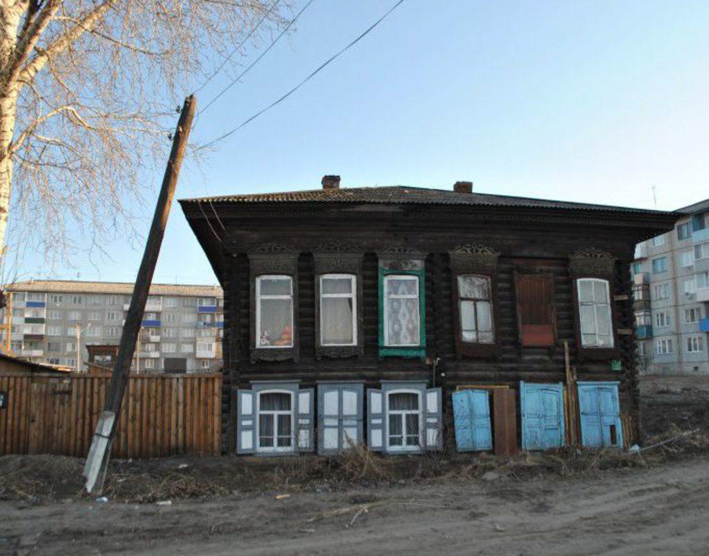 Старинные дома в Канске не стали объектами культурного наследия России