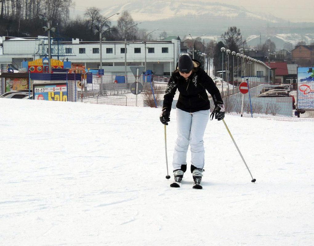 В Красноярске назвали дату открытия горнолыжного сезона