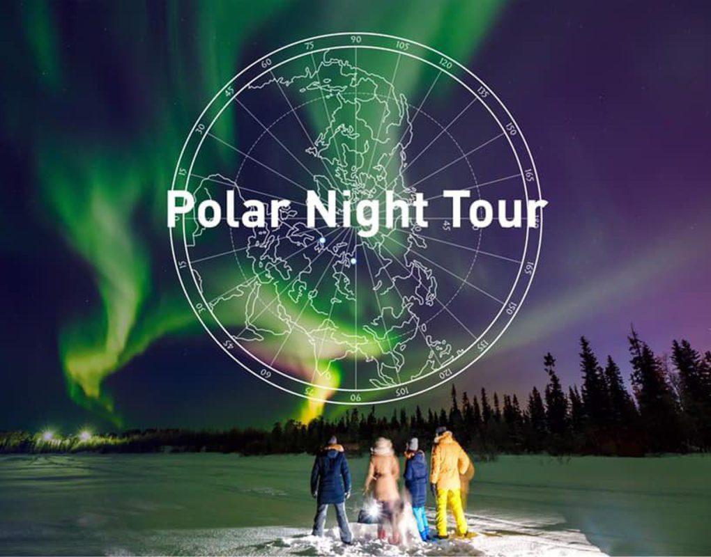 Иностранцам покажут русский Север и полярную ночь