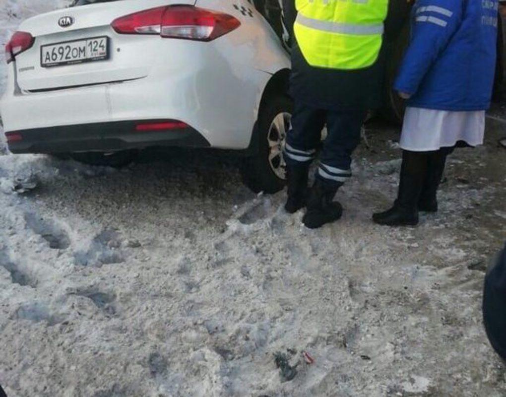 Еще один водитель насмерть разбился в ДТП под Уяром