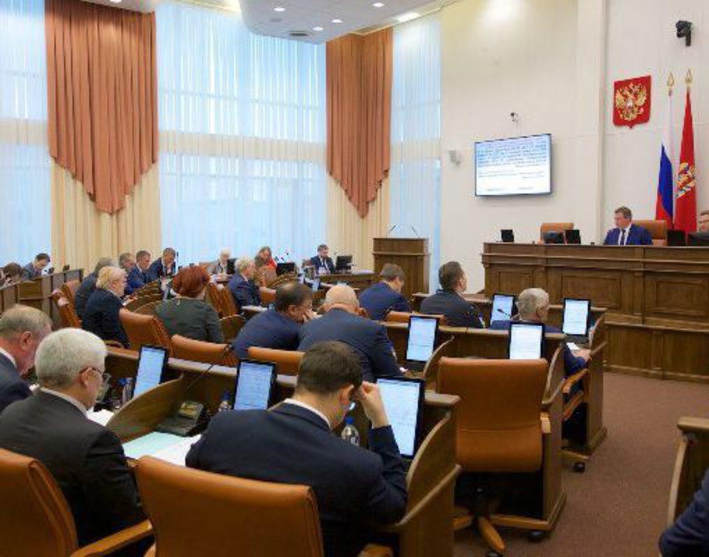 Депутаты Заксобрания от партии «Единая Россия» во втором чтении единогласно поддержали проект краевого бюджета на 2020 год