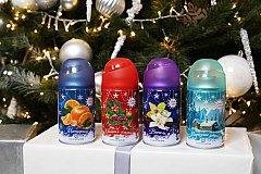Уютные новогодние ароматы для дома от New Galaxy: идеальный вариант полезного подарка