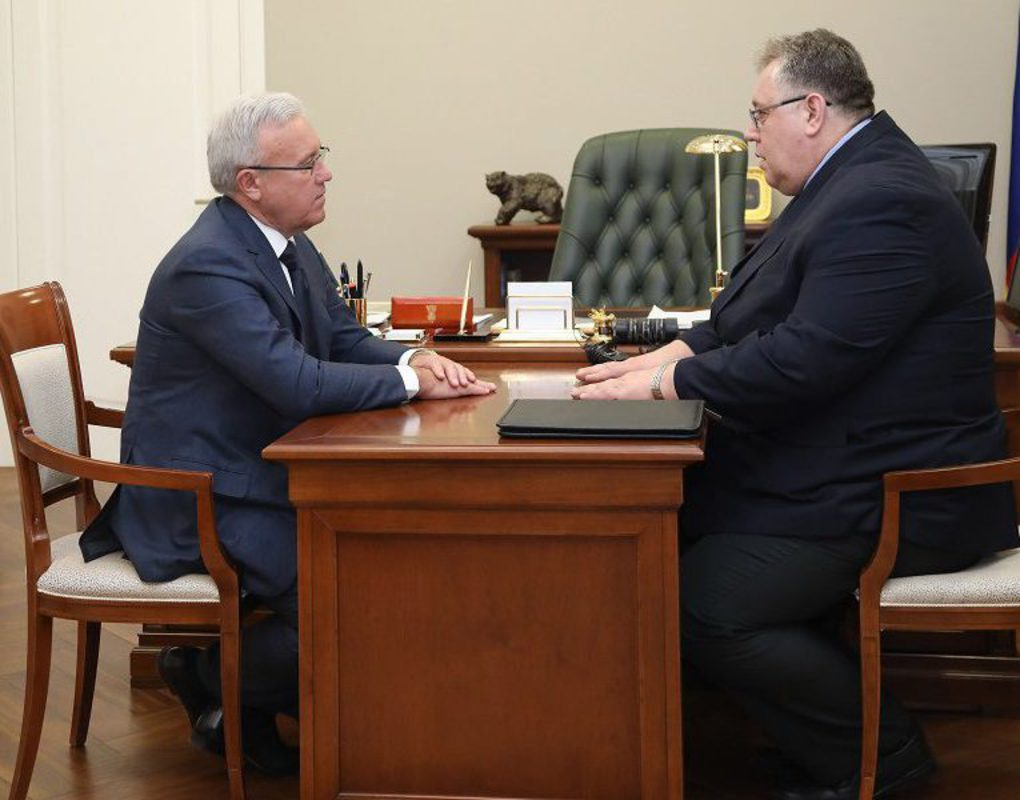 Главы четырех районов Красноярского края подали в отставку