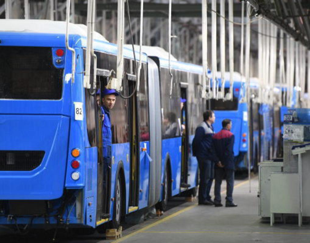 Красноярск готовится к покупке новых троллейбусов и трамваев