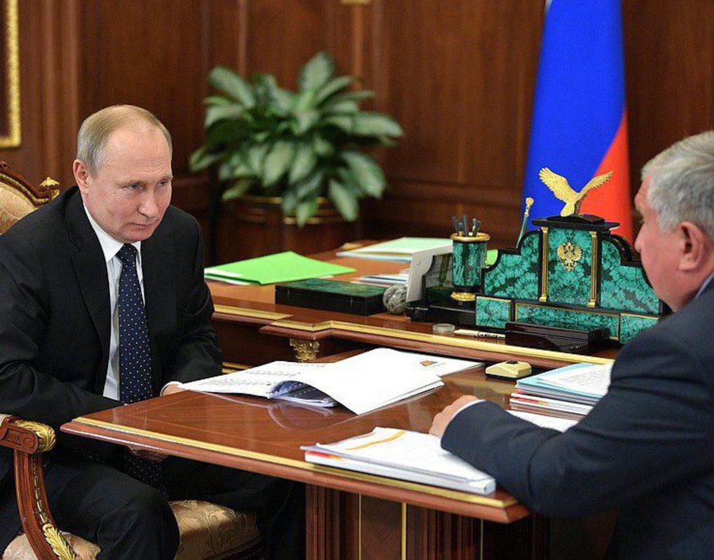 Путин поддержал масштабный краевой проект в сфере нефтегазодобычи