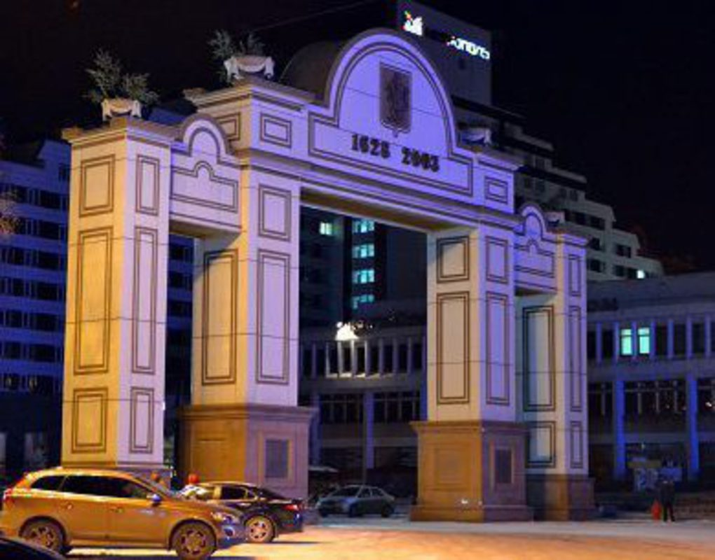 В центре Красноярска на сутки поменяется схема движения