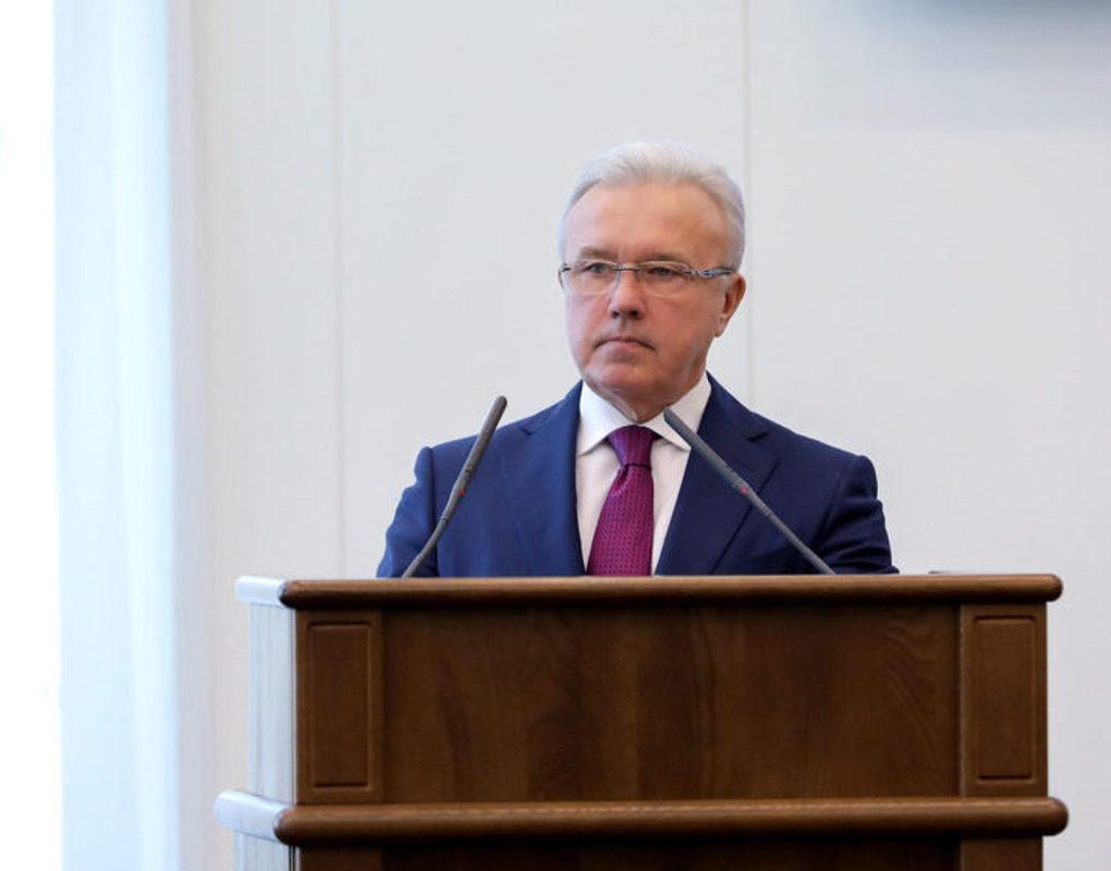 Красноярский губернатор Александр Усс: «Нам приходится идти, что называется, по лезвию бритвы»