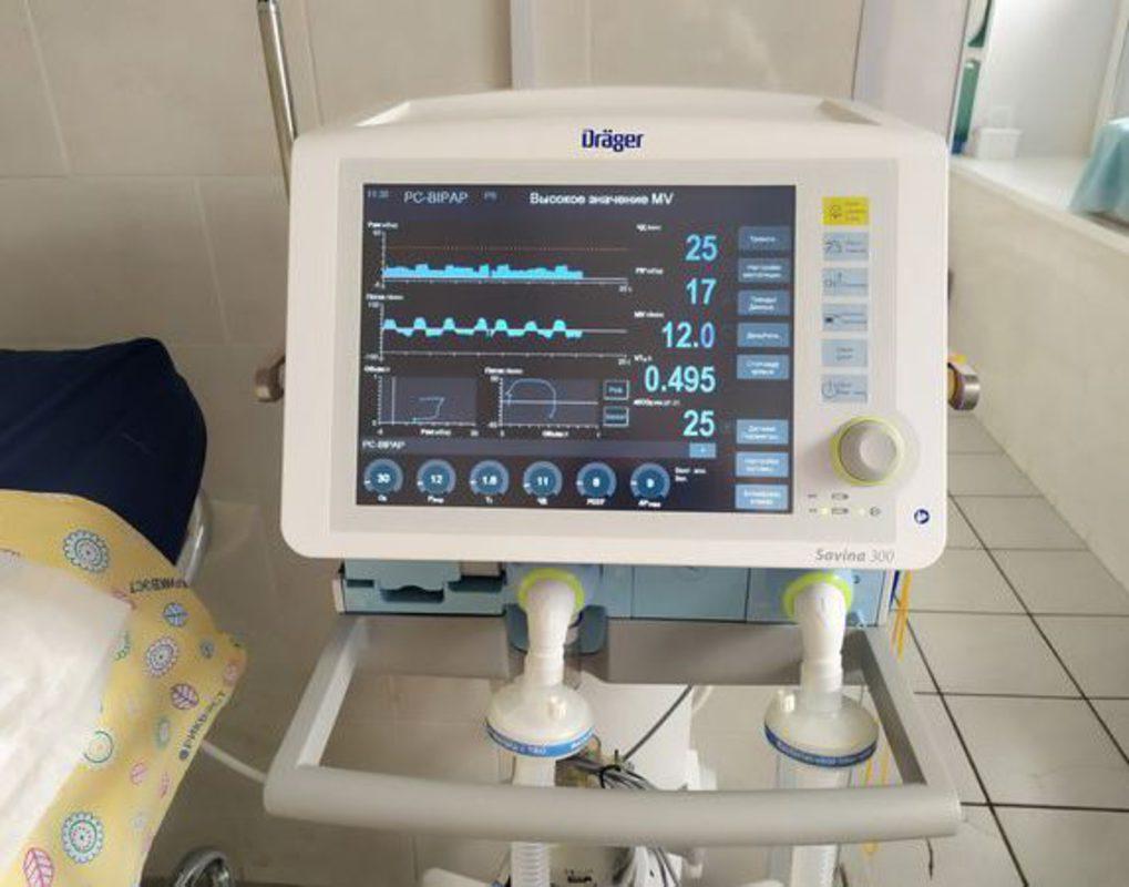 В 20-й больнице оборудовали резервный блок для зараженных коронавирусом