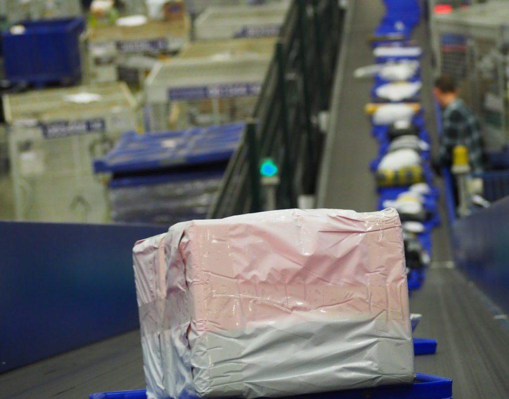 Жители Красноярского края все чаще заказывают доставку почтовых отправлений на дом