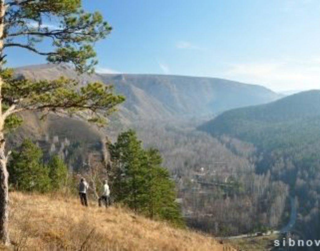 На «Столбах» открывается часть туристических маршрутов