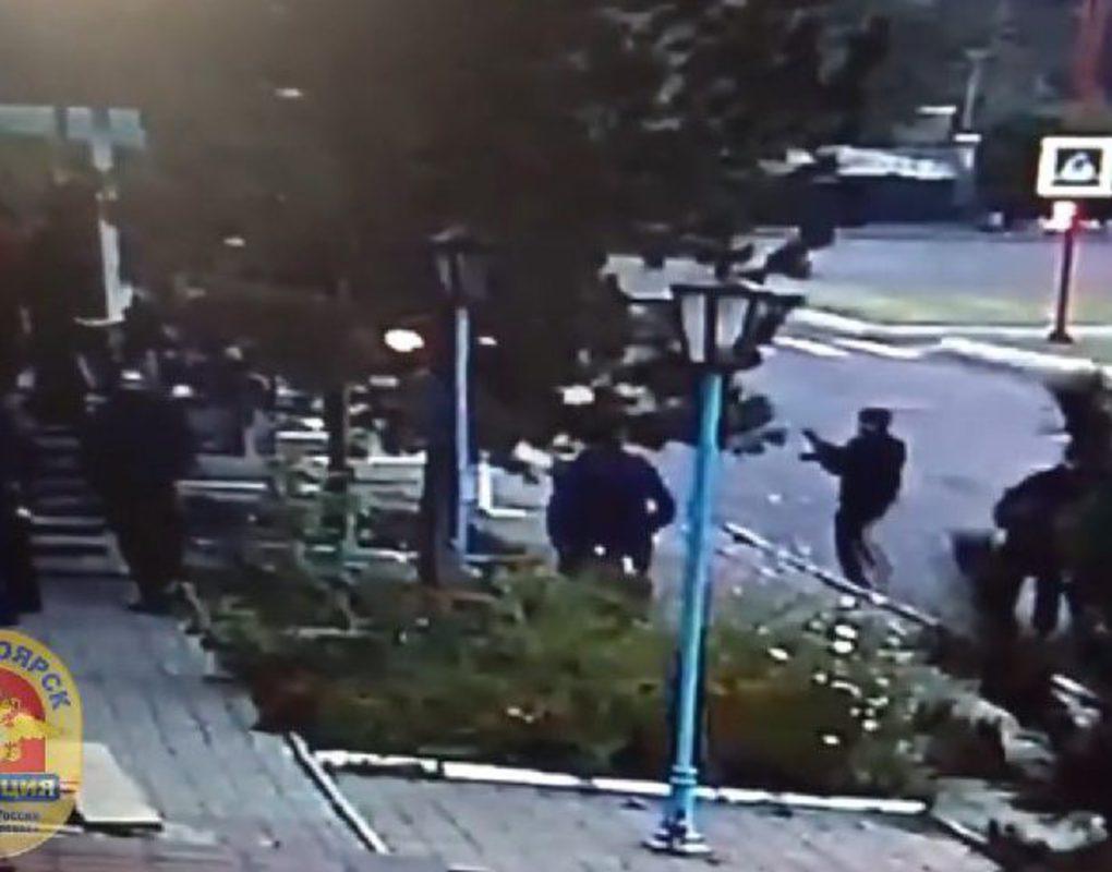 В Красноярске поймали еще одного стрелка