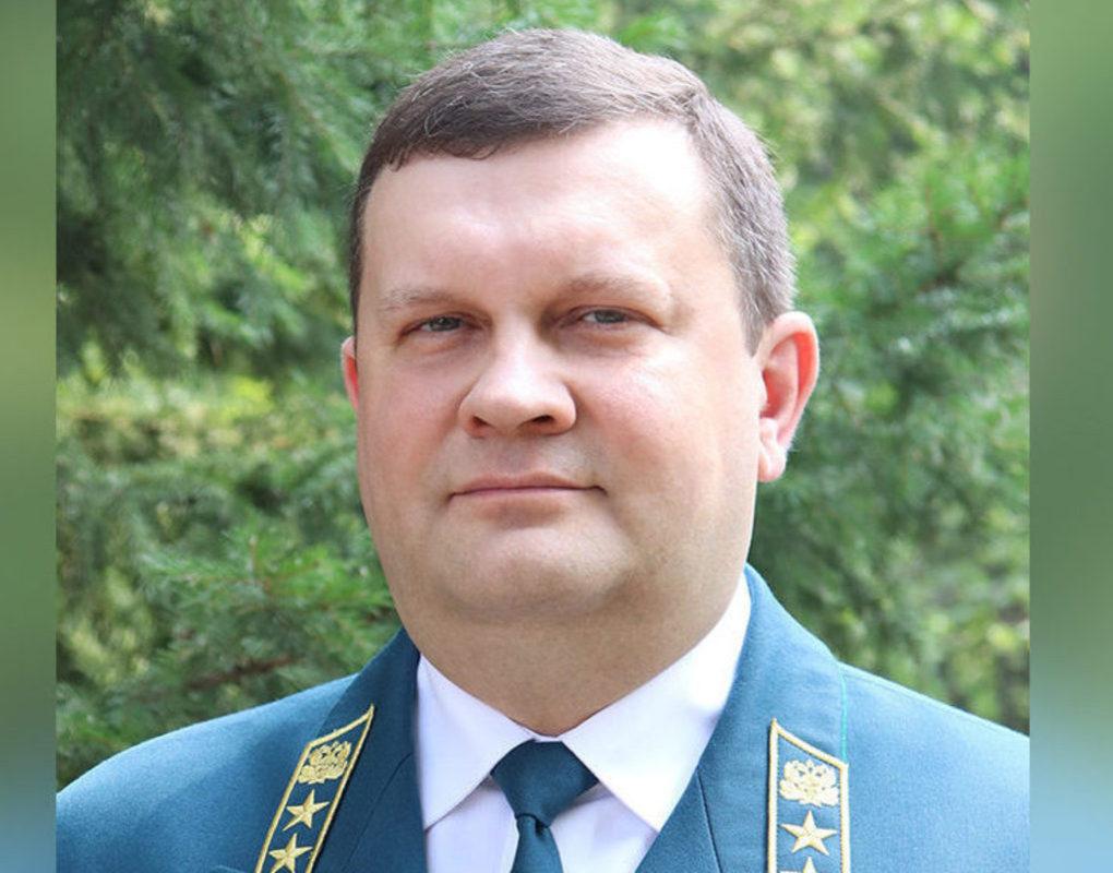 Экс-министр лесного хозяйства Красноярского края Димитрий Маслодудов задержан за взятку