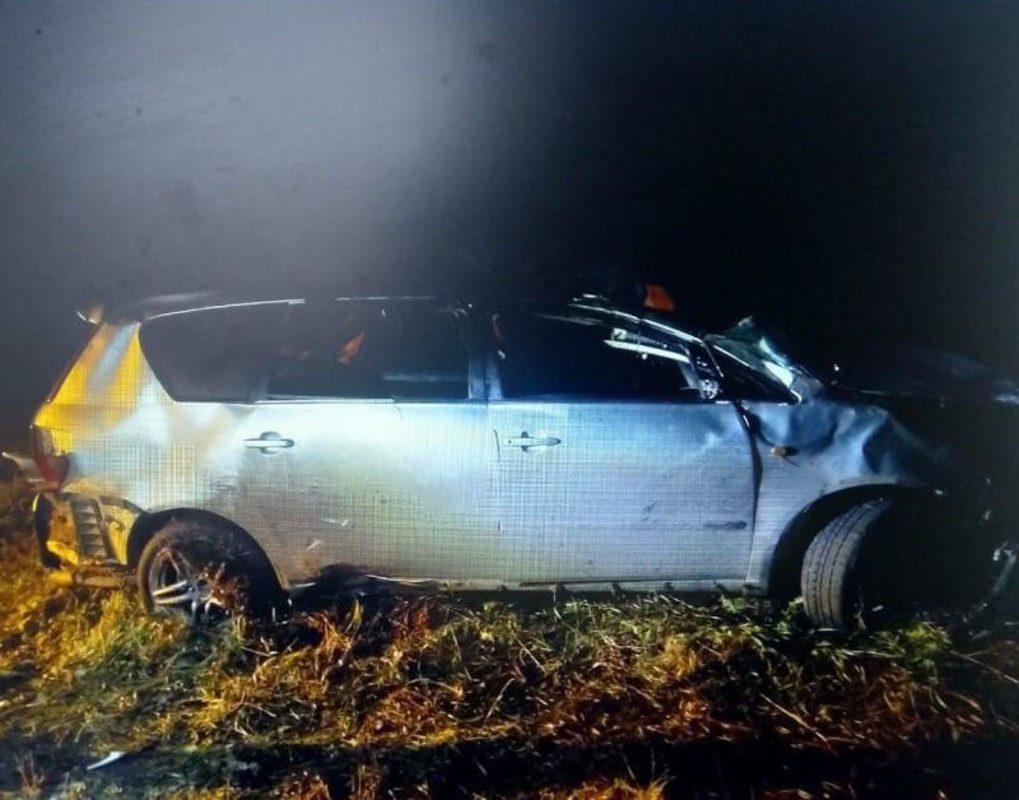 В Назаровском районе в автокатастрофе погибли мать и дочь