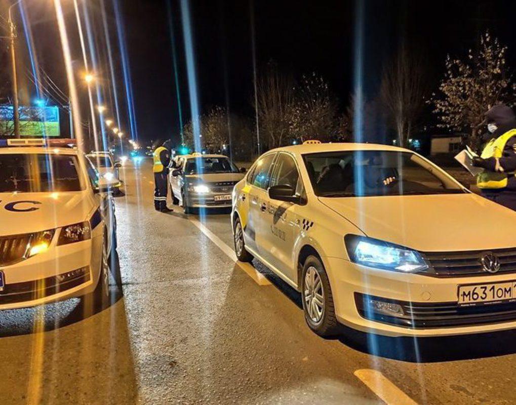 На минувших выходных было задержано 49 нетрезвых водителей