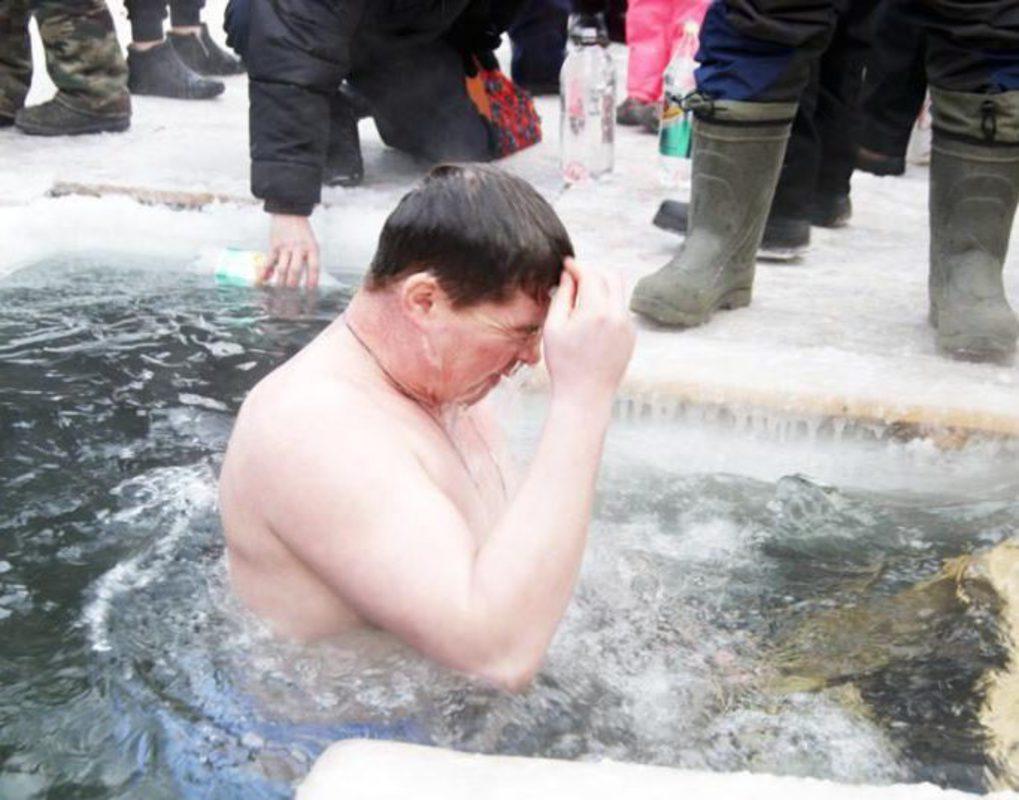 Красноярцы останутся без крещенских купаний