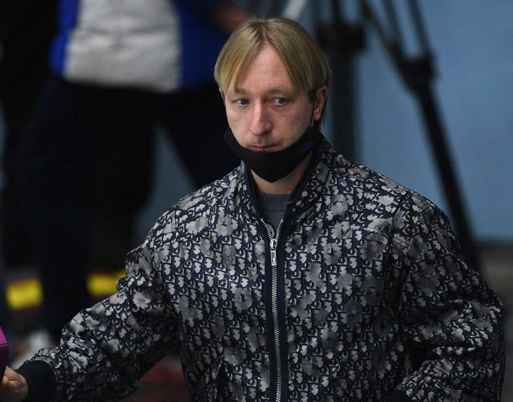 Евгений Плющенко привезет своих фигуристов в Красноярск на первенство России среди юниоров