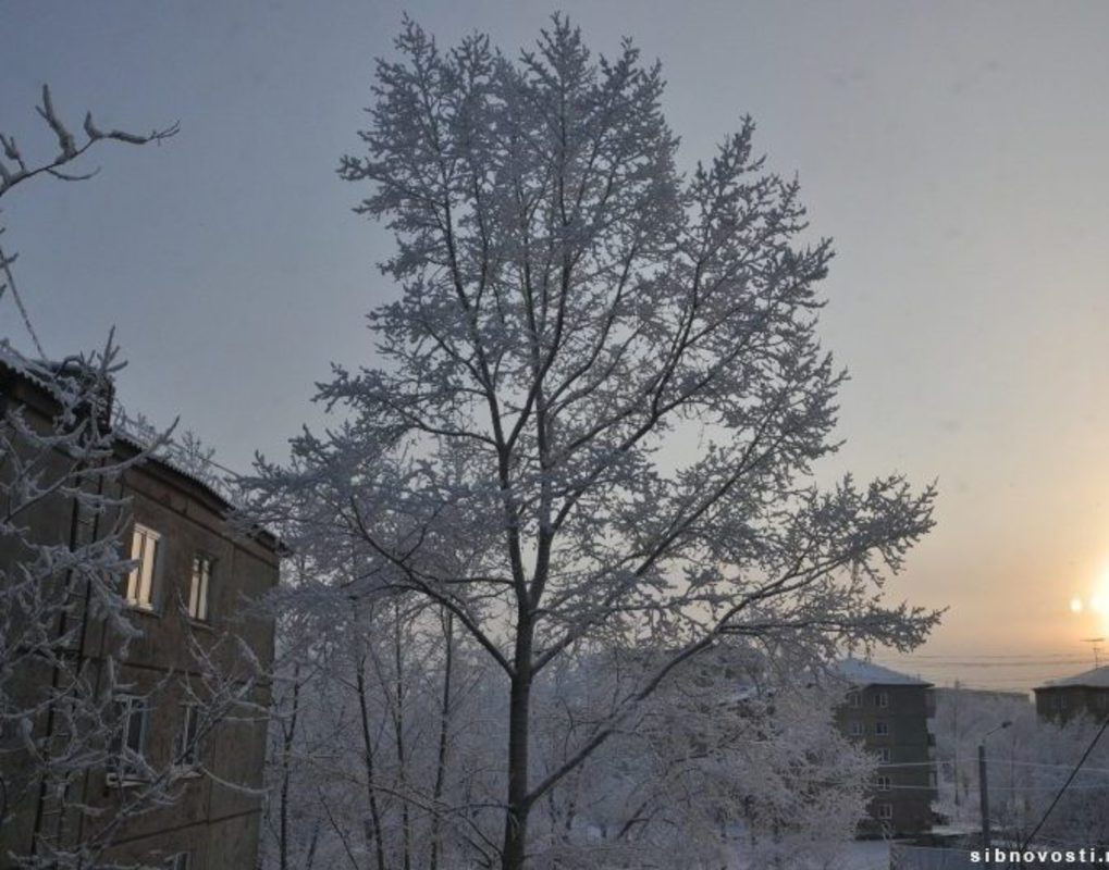 Синоптики предупреждают о 30-градусных морозах в феврале
