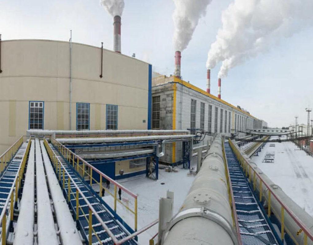 Красноярские ТЭЦ снизили выработку электроэнергии по итогам прошлого года