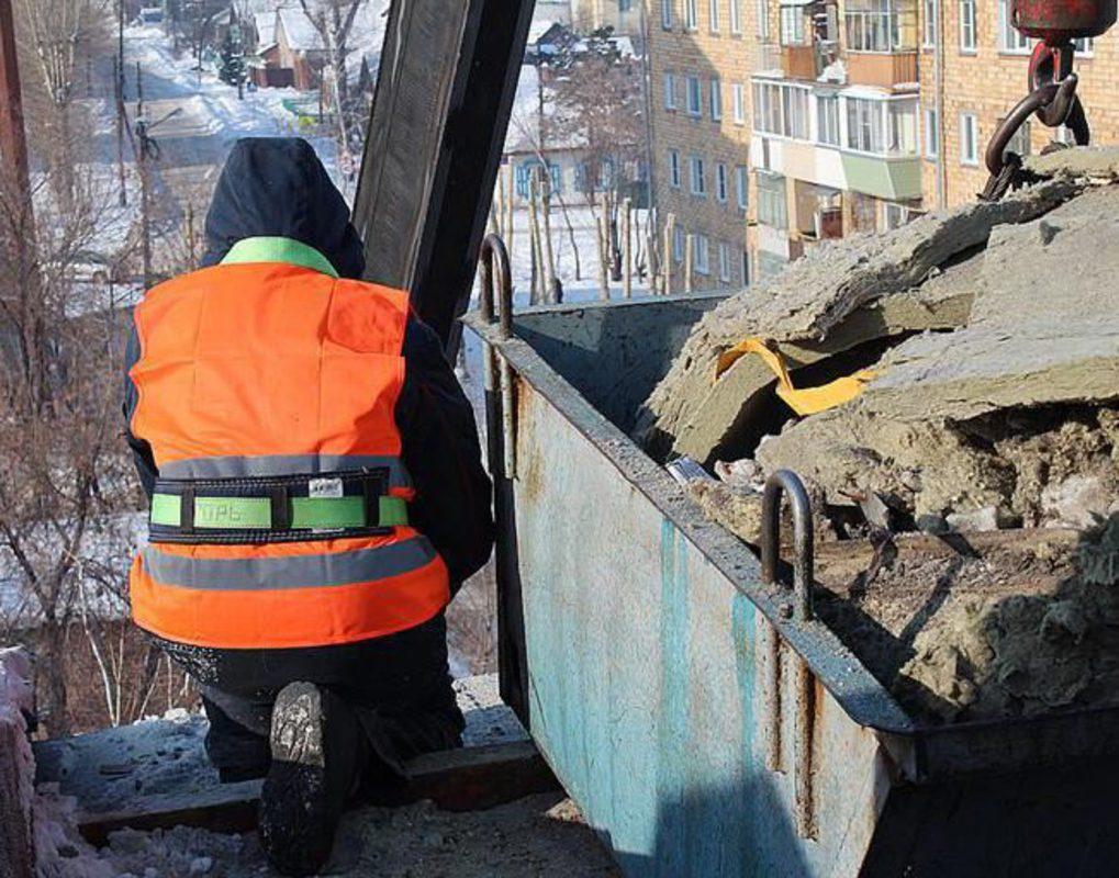В администрации города рассказали о ходе капитального ремонта