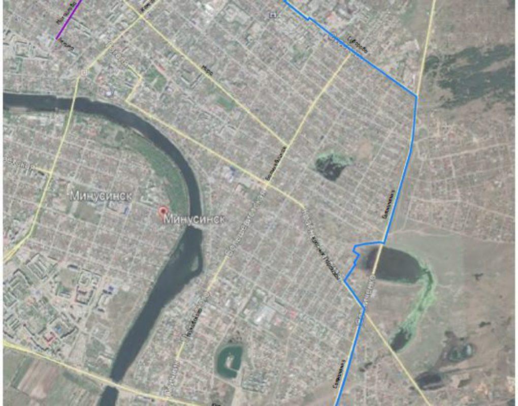 В частный сектор Минусинска проведут водопровод