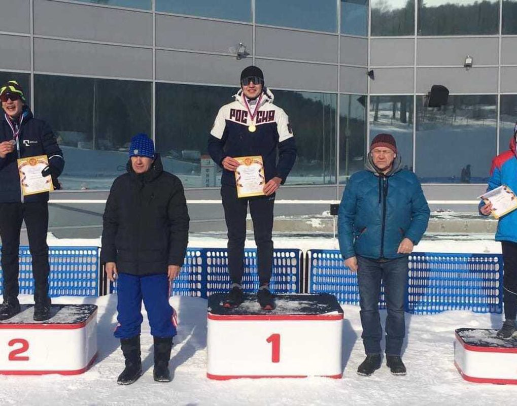 В Красноярске прошел краевой этап лыжного первенства на призы РУСАЛа и En+