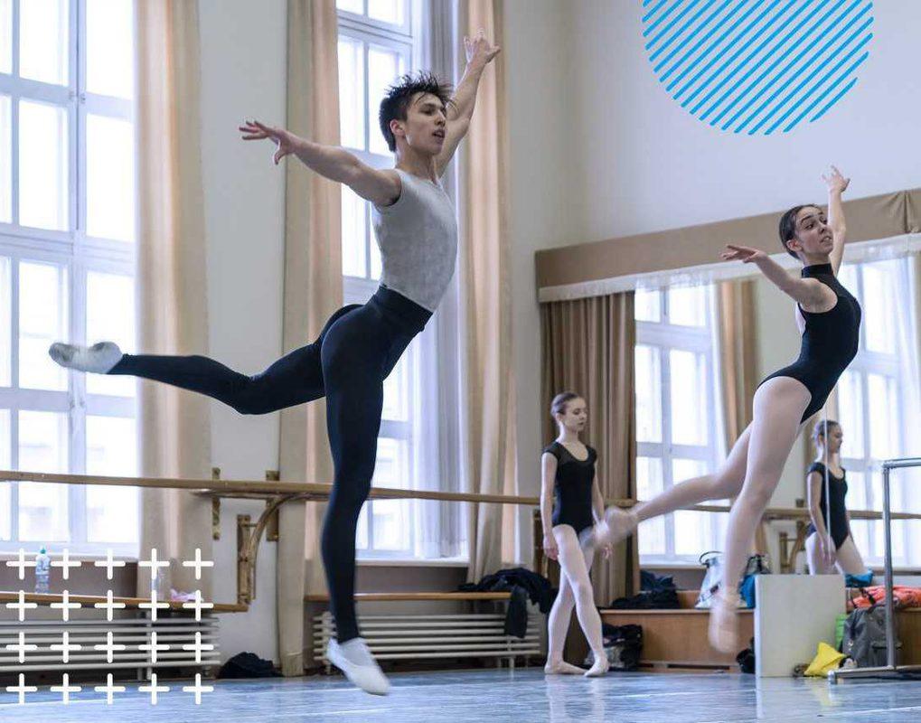 Большой театр и «Ингосстрах» провели первый очный отбор в рамках Молодежной балетной программы
