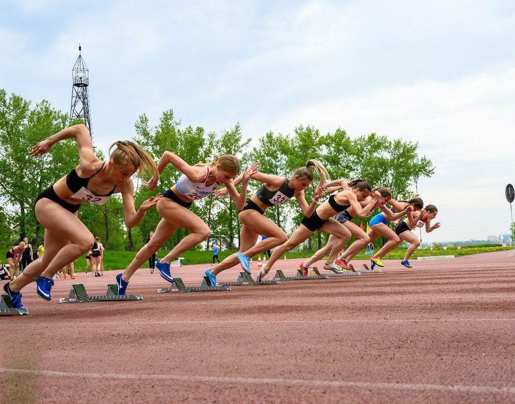 На первенстве Сибири по лёгкой атлетике красноярцы взяли 20 медалей